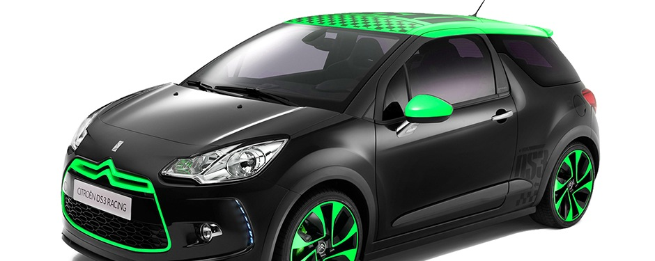Citroen Ds3 Roof Wraps In Manchester
